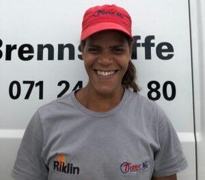 Riklin AG Verkaufsteam Carmen Tobler