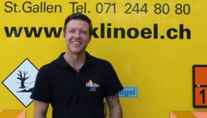 Riklin AG Verkaufsteam Curdin Petschen