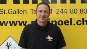 Riklin AG Verkaufsteam Rene Dobler