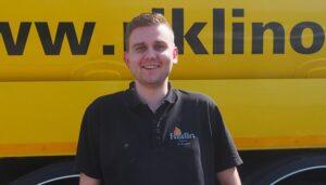 Riklin AG Verkaufsteam Fabian Remschak