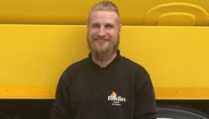 Riklin AG Verkaufsteam Ueli Jung