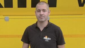 Riklin AG Verkaufsteam Simon Keller